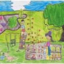 Wyróżnienie Soluch Zuzanna lat 8