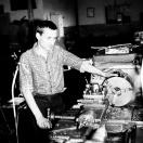 1967r - zaplecze techniczne ul.Jaskrowska