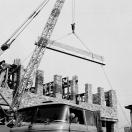 1968 - budowa stacjin ozonowania wody w dzielnicy Mirów