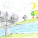 Postaw Paulina Lat 13 Kl.V1 Szkoła Podstawowa im S.Okrzei w Mykanowie