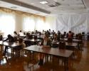Młodzież rozwiązuje test konkursowy