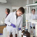 Wizyta uczestników Konkursu w Laboratorium