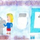 Maria Korzeniec Lat13  Kl.V  Zespół Szkolno-Przedszkolny im.Jana Pawła II w Lubojnie