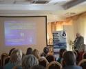 Podsumowanie obchodów Światowego Dnia Wody wykład przedstawiciela Wodociągów Częstochowskich dr Jerzego Mizery